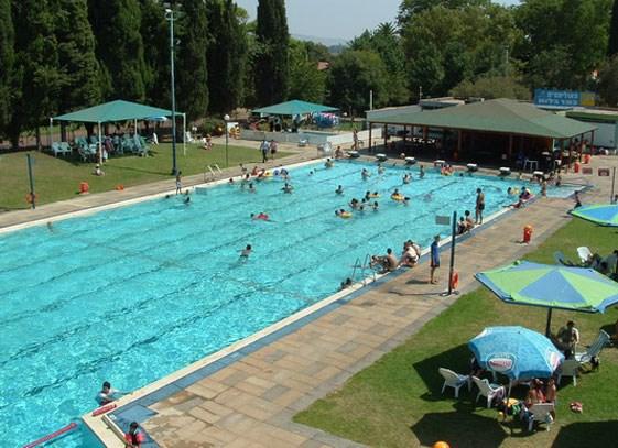 מלון פסטורל כפר בלום - בריכה ומתקני הספורט