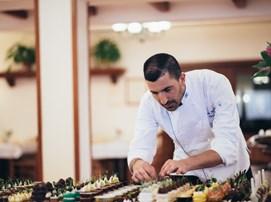 מלון פסטורל כפר בלום - מטבח שף גלילי