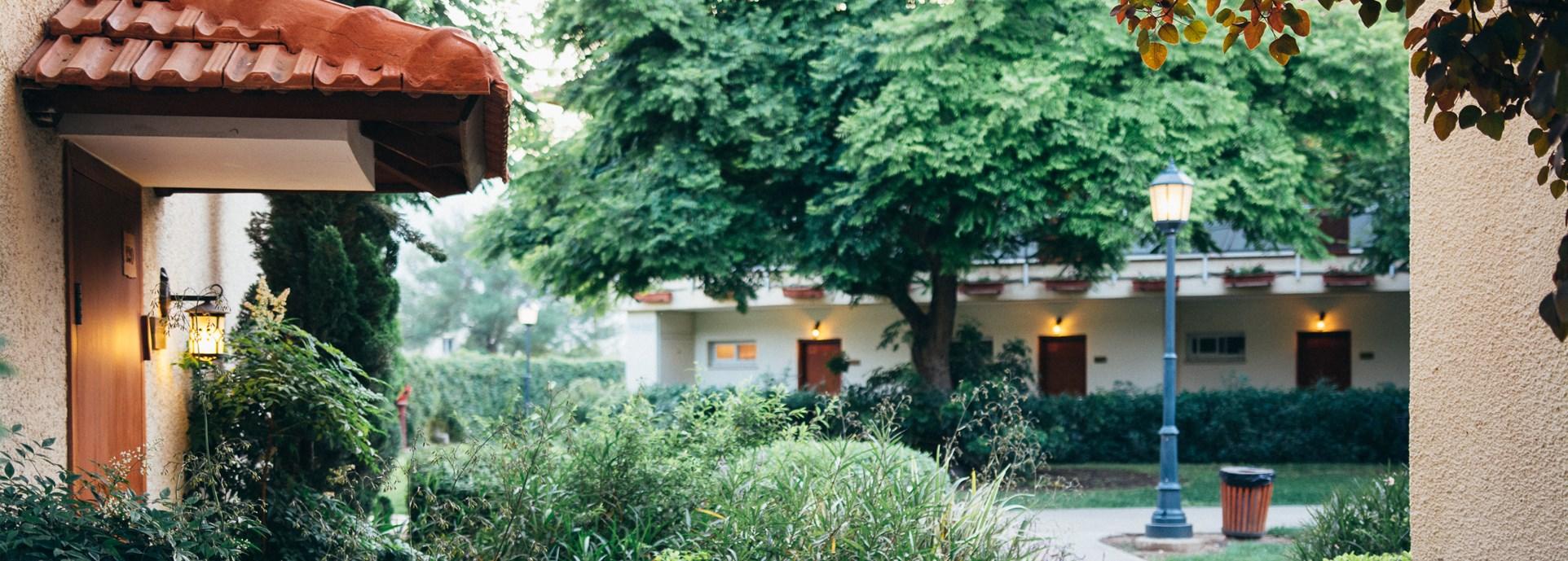 מלון פסטורל כפר בלום - תמונת חוץ