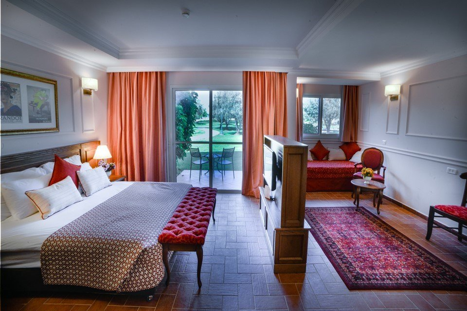 מלון פסטורל כפר בלום - חדרי ג'וניור סוויט
