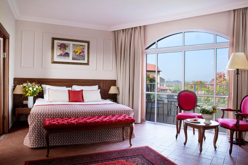 מלון פסטורל כפר בלום - חדרי הבוטיק