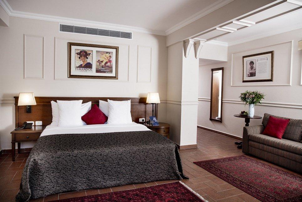 מלון פסטורל כפר בלום - חדרי הסופיריור