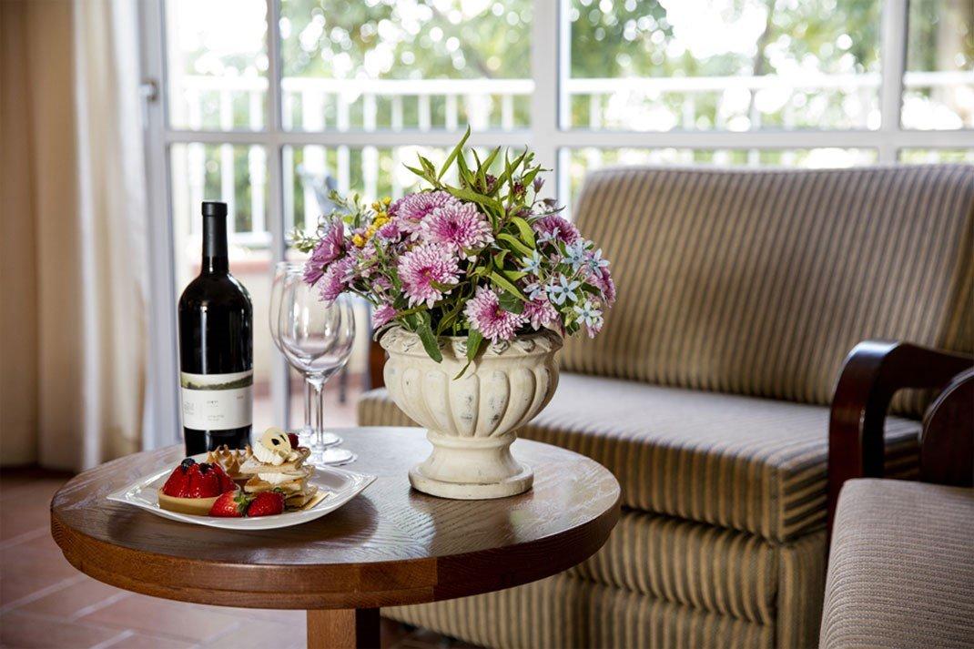 מלון פסטורל כפר בלום - חדרי הבוטיק יין
