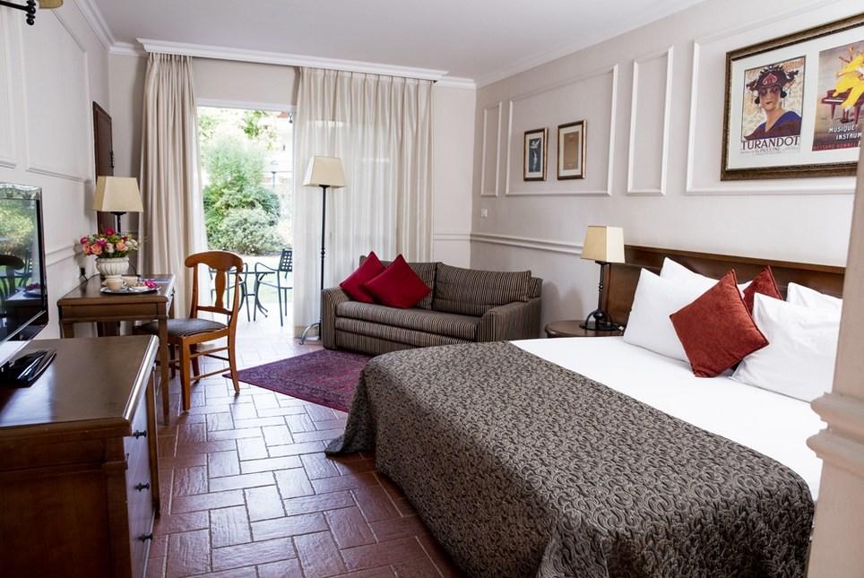 מלון פסטורל כפר בלום - חדרי הפרימייר