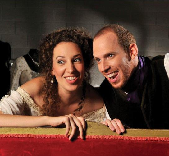 סוף שבוע מוסיקלי - בין הסדינים של גיבורי האופרה